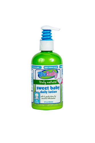 TruBaby Sweet Baby Daily Lotion 8oz