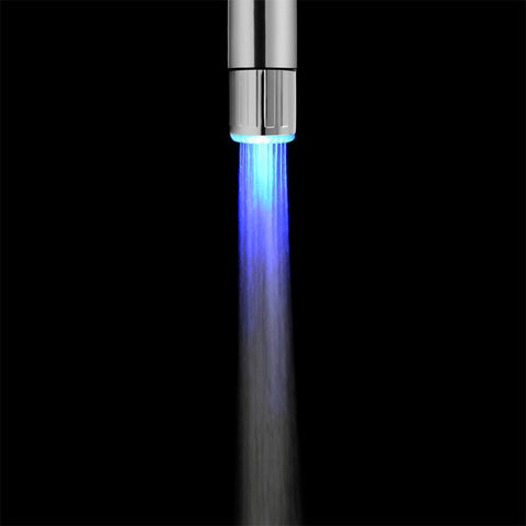 7 Color LED Water Faucet Light