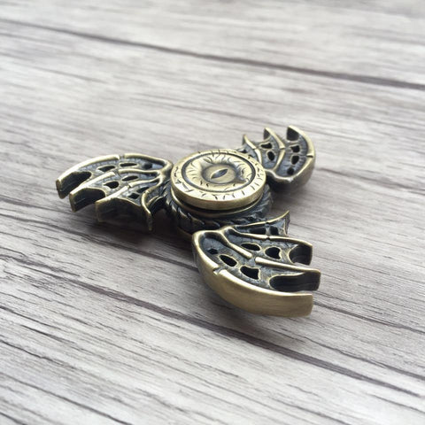 Game of Thrones Dragon Wings Spinner