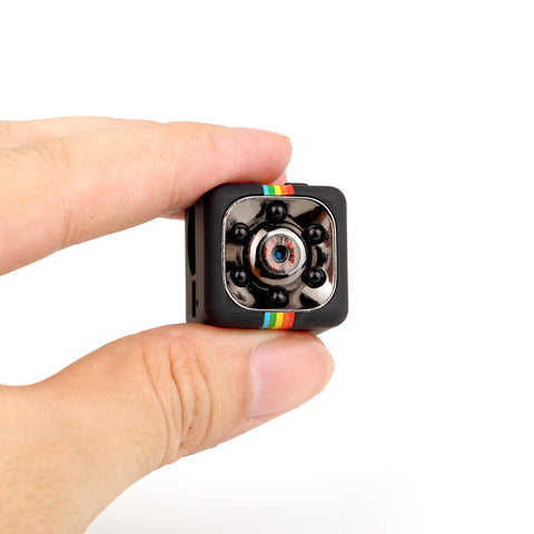 Small & Stealthy Night Vision Camera