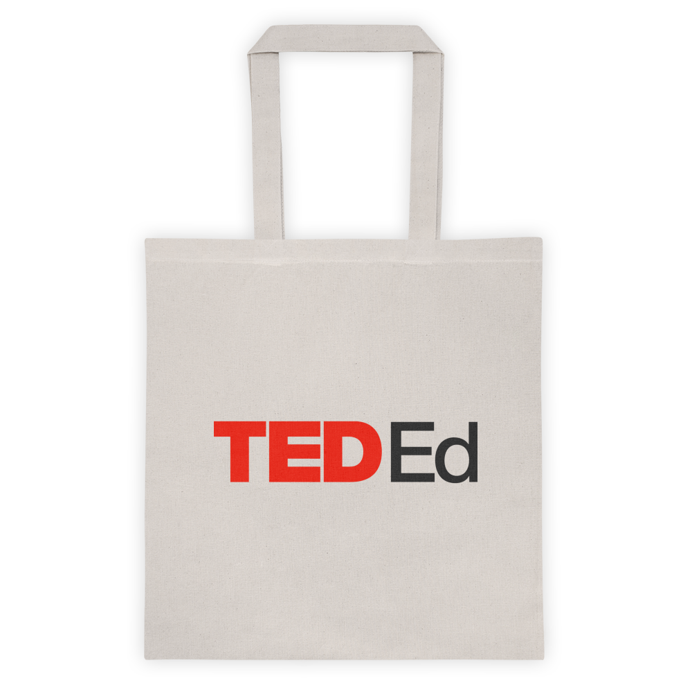 TED-Ed Tote
