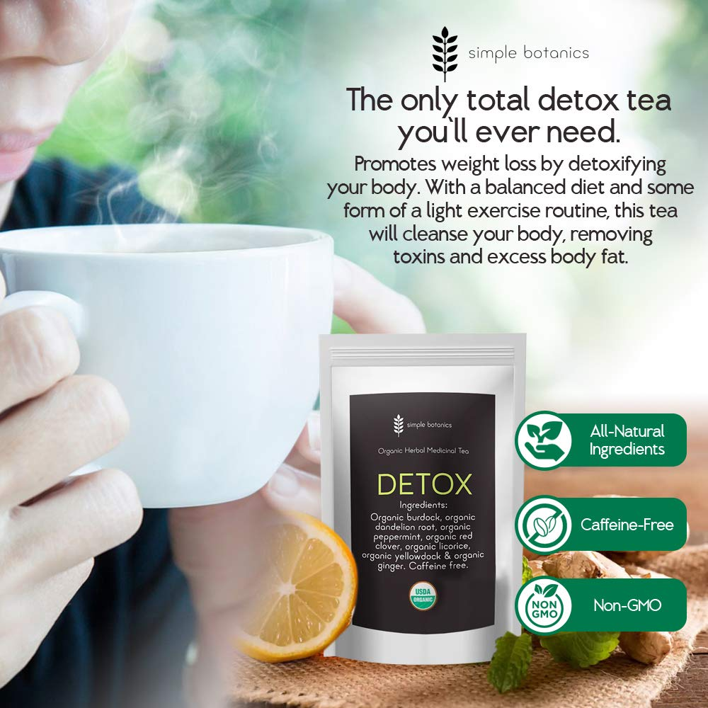 Load image into Gallery viewer, Detox Cleanse Tea, Organic