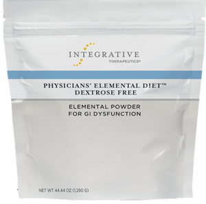 Physicians' Elemental Diet Powder, Dextrose-Free
