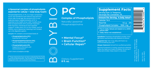 BodyBio PC: 8 oz