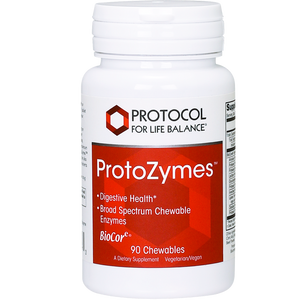 ProtoZymes - Chewable Enzymes