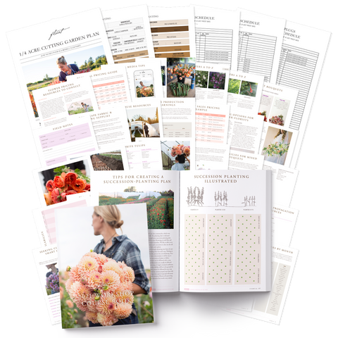 2021 Floret Online Workshop Course Book