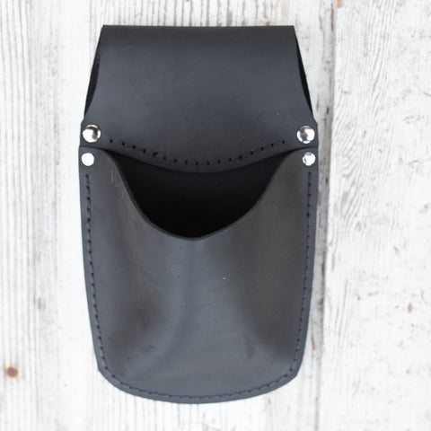 Farmer-Florist Rubberband Pouch {Black}