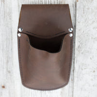 Toolbelt Rubberband Pouch {Brown}