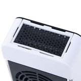 PERSONAL MINI-FAN HEATER-WITH STAND