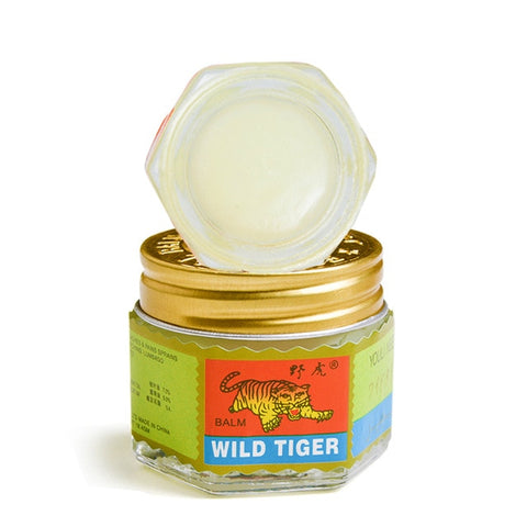 Traditional Tiger Balm analgesic cream for Arthritis