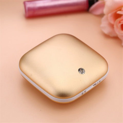 RECHARGEABLE HAND WARMER/PHONE CHARGER