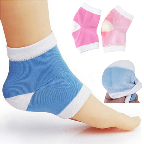 SOOTHING MOISTURIZING GEL HEEL PADS