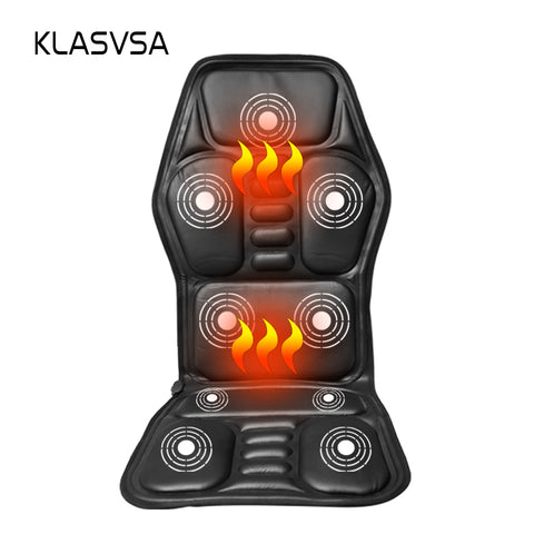 Heated Seat Topper Massager with Remote Control