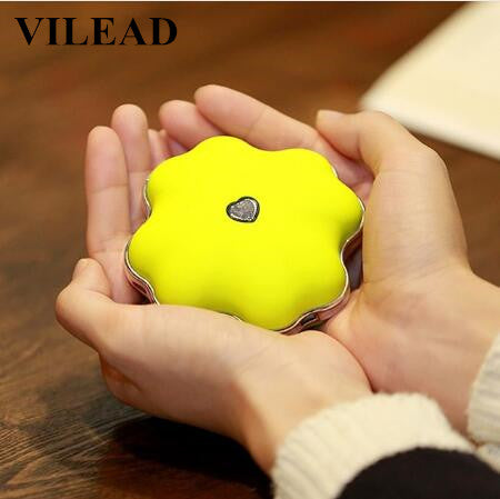 Multifunctional Hand Warmer and External Emergency Charger