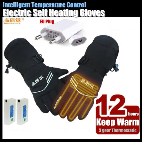 Self Heating Gloves-Personally Recommended!