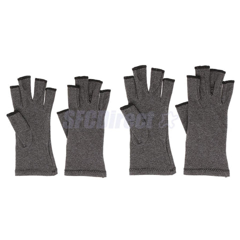 Support all day with these Thumb & Finger compression gloves