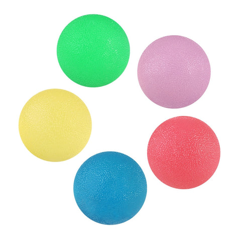 5 Piece Exercise Ball Set