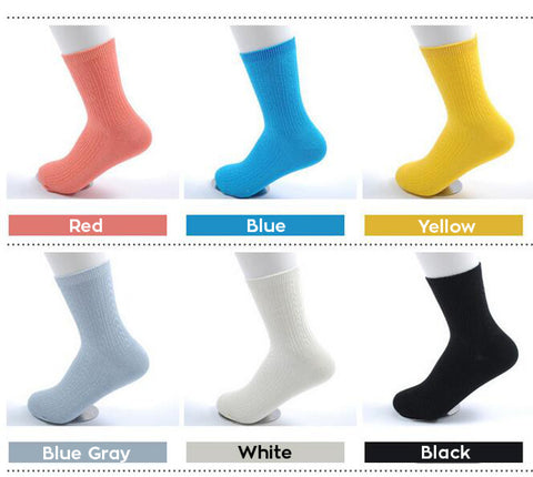 Bamboo Fiber Anti-Bacterial, Anti-Odor Socks
