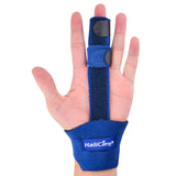 Adjustable First Aid Finger Splint