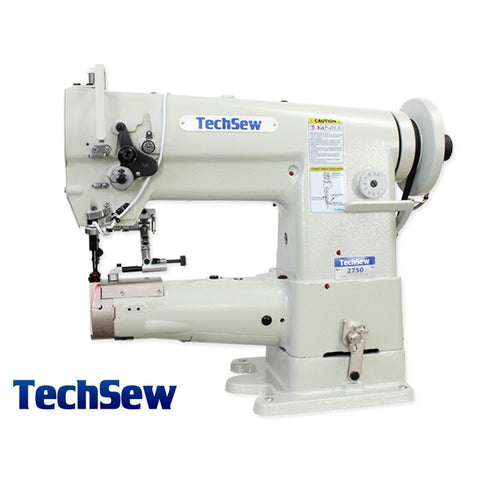 Techsew 2750 Pro Cylinder Walking Foot Industrial Sewing Machine