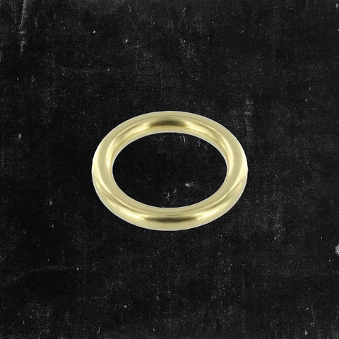 O-Ring Solid Brass 1""