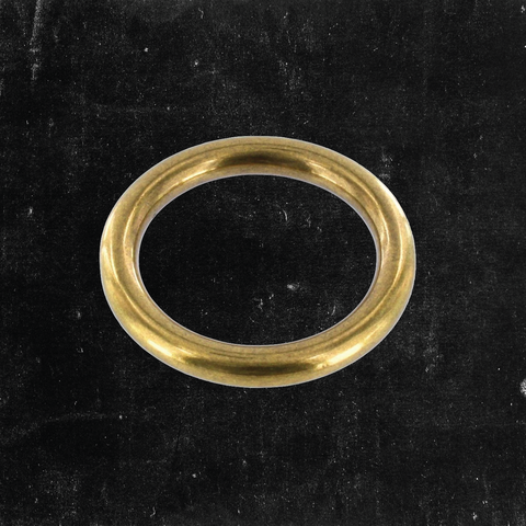O-Ring Antique Brass 1 1/4""
