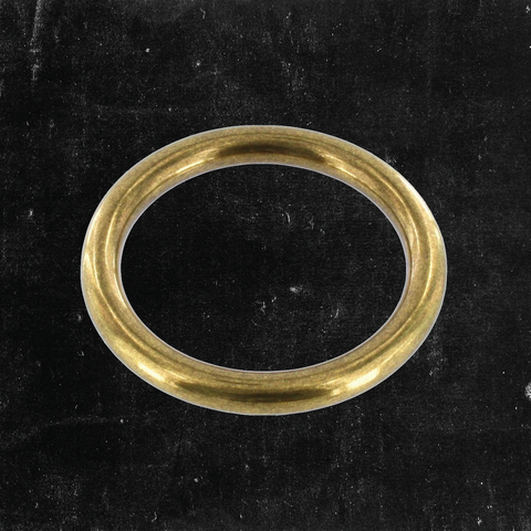 O-Ring Antique Brass 1 1/2""