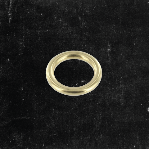 O-Ring Solid Brass 3/4""