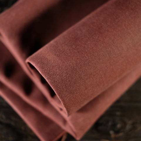 Horween Leather - Bison Twisted Brown 3-4oz