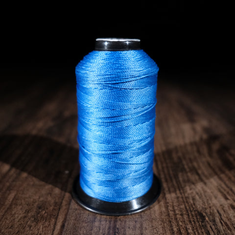 Black Crown Thread - Baby Blue (1/4 lb Spool)