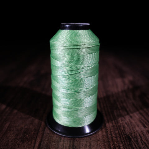 Black Crown Thread - Sea foam Green (1/4 lb Spool)