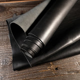 Sepici Leather - Spade Milled Black 3-4oz