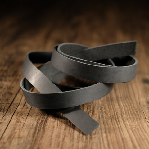 S.B. Foot - Lodge Black 5-6oz CUSTOM STRAP LENGTHS