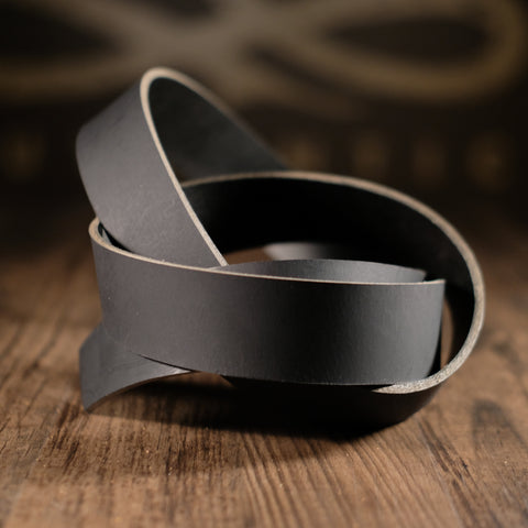 OA Imported Matte Black 8-9oz CUSTOM STRAP LENGTHS