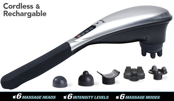 Ucomfy Pro | The Revolutionary Cordless Massager