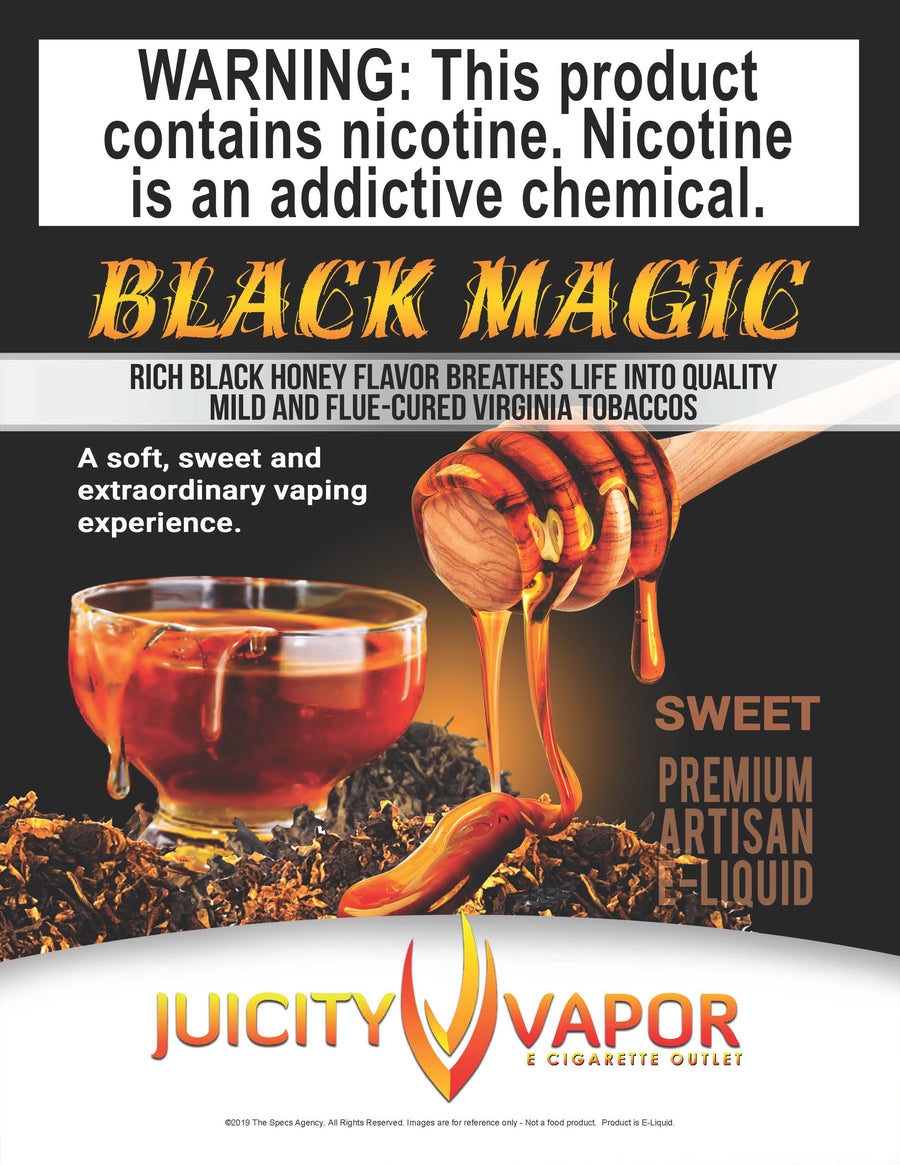 Black Magic Tobacco