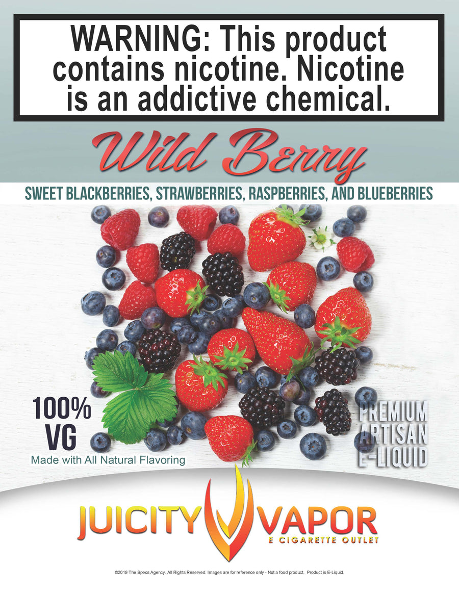 Wildberry 100VG
