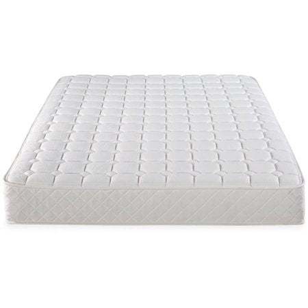 Slumber 1 8 Spring Mattress In A Box Queen Tempo Clearance