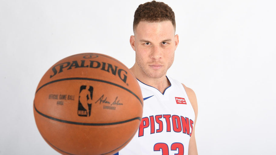 Pistons + Griffin = Serious 2018 Playoffs Contender?