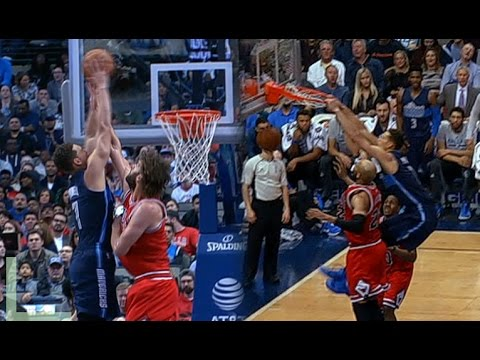 Dwight Powell Poster Dunks