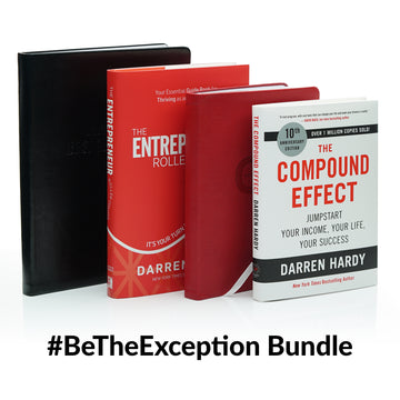 #BeTheException Bundle