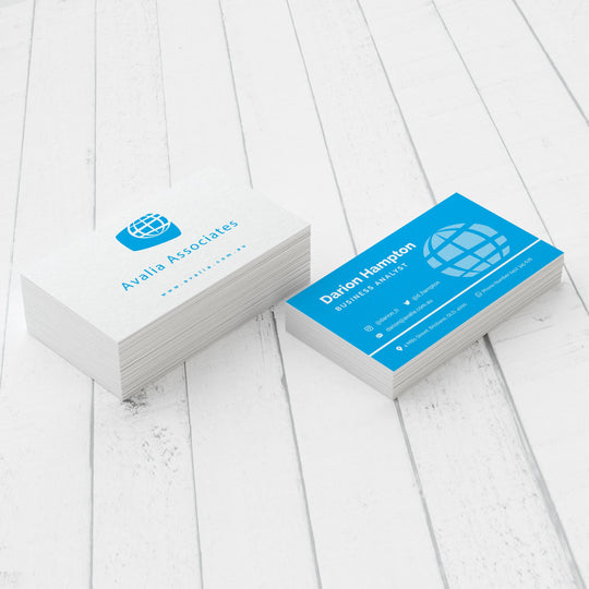 Business Card Design & Print - BC10001