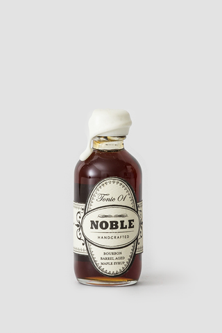 Petite Noble Tonic 01 Tuthilltown Bourbon Mable Syrup