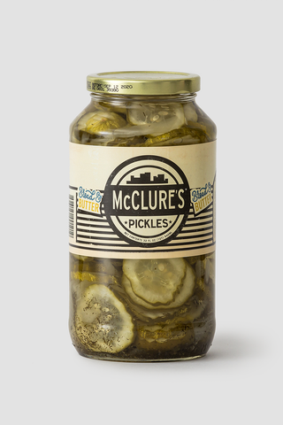 McClure's Bread and Butter Pickles
