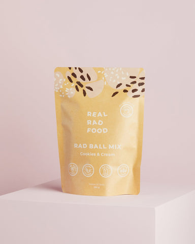 Cookies & Cream Rad Ball Mix