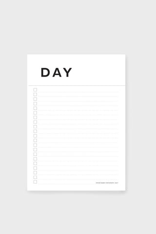 Father Rabbit A5 Day Planner