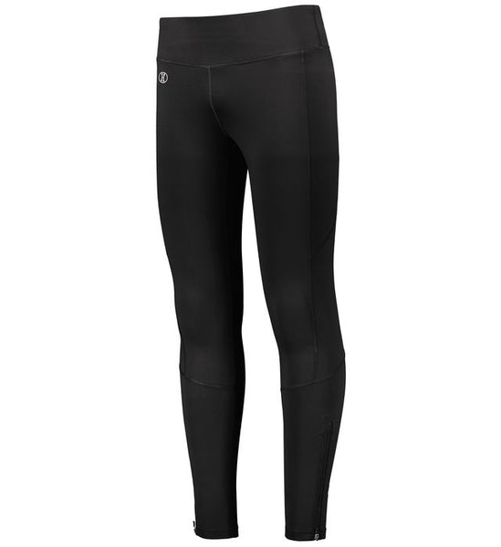 HOLLOWAY  LADIES HIGH RISE TECH TIGHT --Carbon
