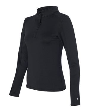 Badger - Women's Lightweight Quarter-Zip Pullover - 4286