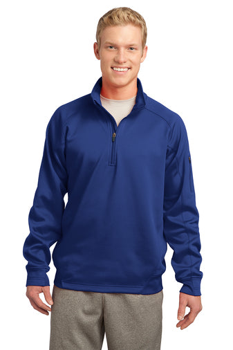 F247 Sport-Tek® Tech Fleece 1/4-Zip Pullover