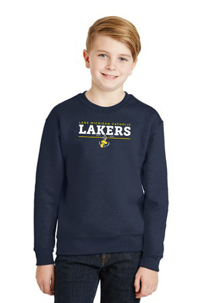 NuBlend® Crewneck Sweatshirt - Youth